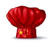chiński kucharstwo Zdjęcia Royalty Free