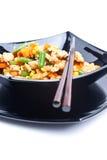 Chiński kurczak Zdjęcia Royalty Free
