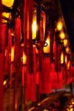Chiński lampion mężczyzna Mo świątynia Hong Kong Zdjęcie Stock