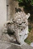 chiński lew Obrazy Stock