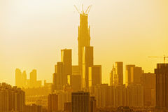 chiński miasto słońca Zdjęcie Stock