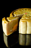 Chiński Mooncake Zdjęcie Stock