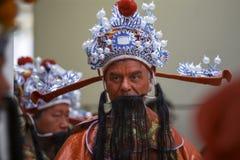 Chiński nowego roku 2018 świętowanie Fotografia Royalty Free