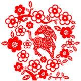 Chiński nowego roku koń Zdjęcia Royalty Free