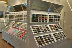 Chiński nowożytny centrum handlowe zakupy Obrazy Royalty Free