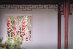 chiński nowy rok lampionu obraz royalty free