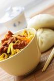 chiński obiad obrazy royalty free
