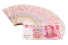 chiński pieniądze Obraz Stock