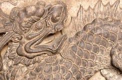 chiński potwór Obraz Royalty Free