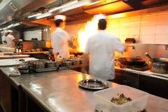 Chiński szef kuchni obrazy stock