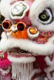 chiński tana głowy lew Fotografia Stock