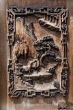 chiński tradycyjne drzwi obraz royalty free