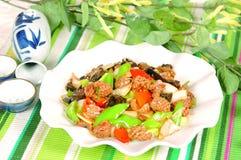 Chiński wyśmienicie jedzenie Zdjęcie Royalty Free
