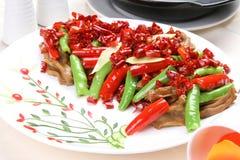 Chiński wyśmienicie jedzenie Fotografia Royalty Free