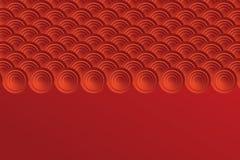 chiński wzór obrazy stock