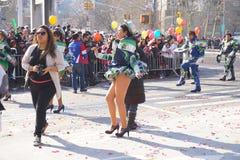 2015 Chińskich Księżycowych nowy rok parad 160 Zdjęcia Royalty Free