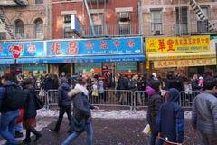 2015 Chińskich Księżycowych nowy rok parad 221 Zdjęcia Stock