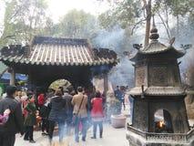 Chińskie świątynie Obrazy Royalty Free