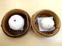 chińskie bułeczki Obraz Stock