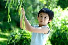chińskie dzieci obraz royalty free