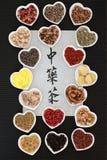 Chińskie Ziołowe herbaty Obrazy Royalty Free