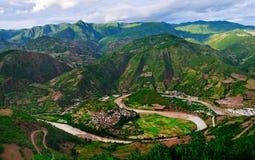 chi ποταμός tai στοκ φωτογραφία