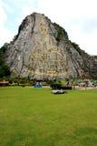 Chi Chan - attractions de Khao à Pattaya Images libres de droits