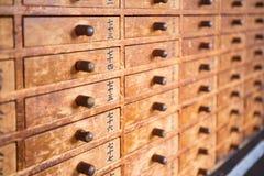 Chi-Chi-Kasten Lizenzfreies Stockfoto