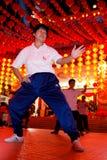 'chi' Chuan 2012 del Tai del tempiale di Thean Hou Immagini Stock