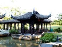 chińczycy architektury obrazy stock