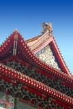 chińczycy architektury Zdjęcia Stock