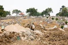 chińczycy cmentarz Zdjęcia Stock