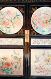 chińczycy gabinetowy Obrazy Royalty Free