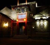 chińczycy historyczne budynku Zdjęcia Royalty Free