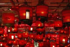 chińczycy ptasiej klatce Zdjęcia Royalty Free