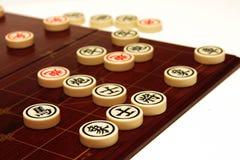 chińczycy szachowy Fotografia Stock