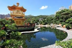 chińczyk ogrodowy Oriental Obraz Stock