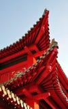 chińczyka dach obraz royalty free