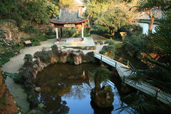 chińczyka ogród Obrazy Royalty Free