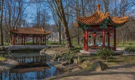 Chińczyka ogród III Zdjęcia Royalty Free