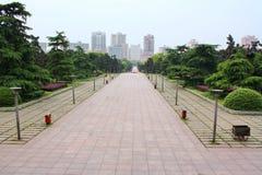 Chińczyka Park. Obrazy Royalty Free