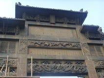 Chińczyka Xingcheng cityï ¼  pomnika antyczna brama Obrazy Stock