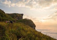 'chi' Fa Forest Park di Phu Fotografia Stock