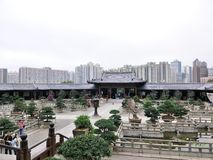 Chi Lian Nunnery Royalty Free Stock Photography