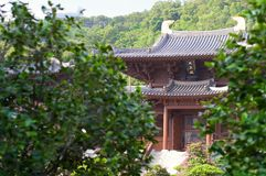 Chi Lin Nunnery. In HK Royalty Free Stock Images