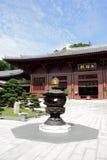 Chi Lin Nunnery. In Hong Kong Royalty Free Stock Image