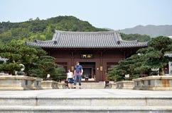 Chi Lin Nunnery Stock Image