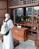 Chi Lin Nunnery Royalty Free Stock Photography