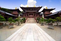 Chi Lin Nunnery Stockbilder