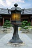 Chi Lin Nunnery Stockfotos